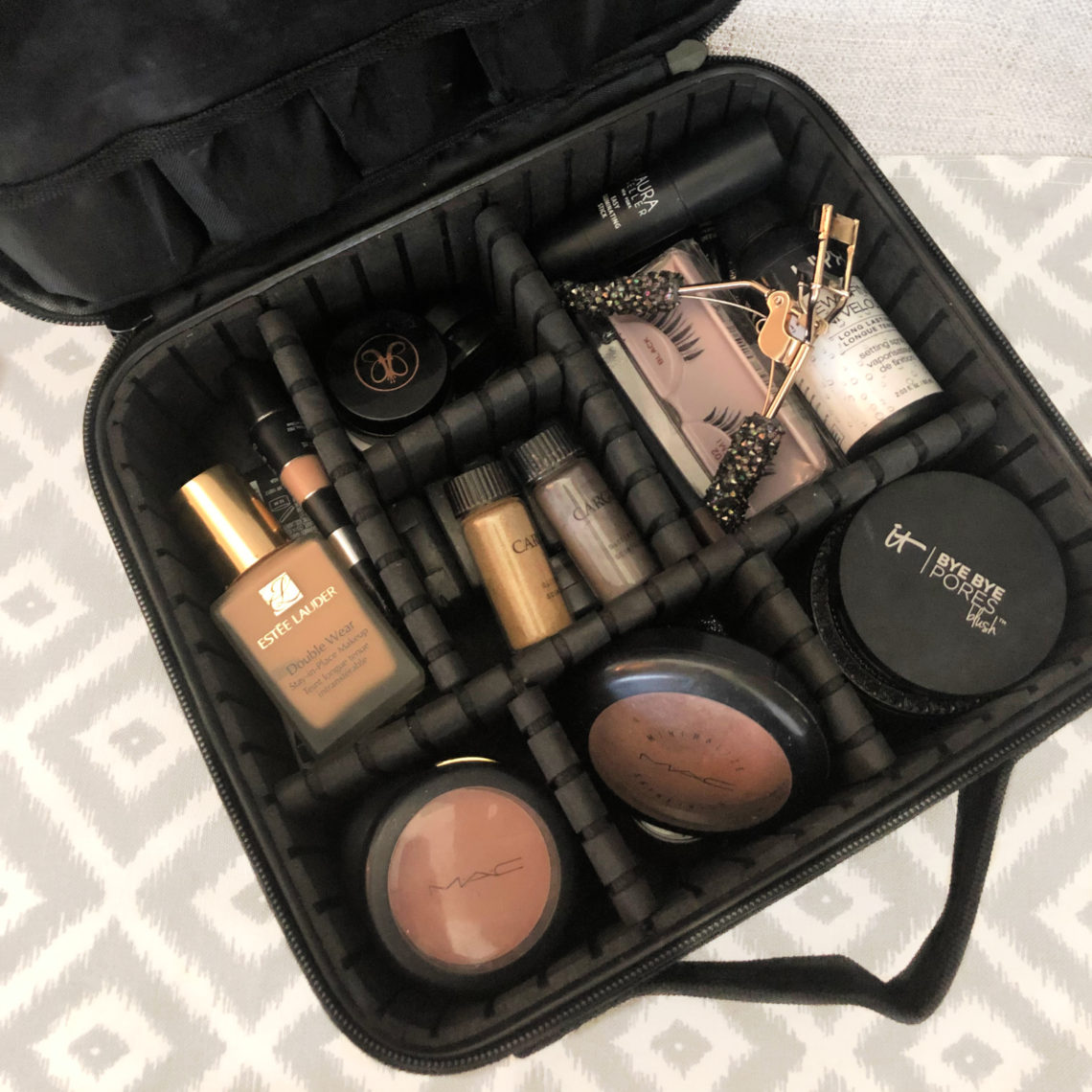 The Only Makeup Bag You Ll Ever Need